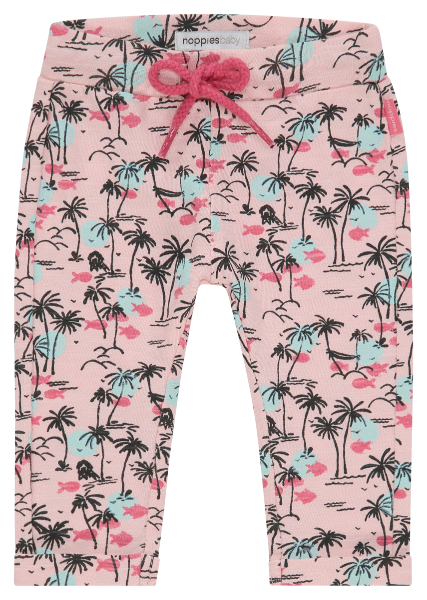 Noppies Broek Craig impatiens-pink