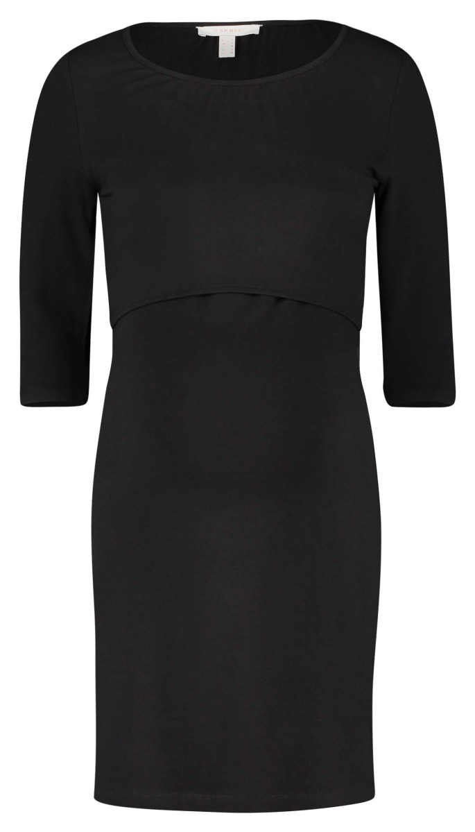Esprit Still-Kleid black