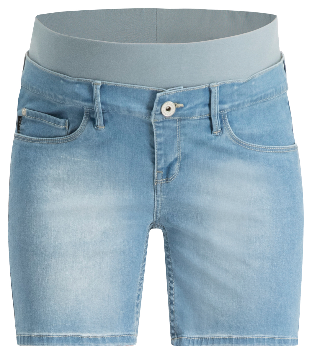 Supermom Jeans shorts Short Light Blue light-blue-denim