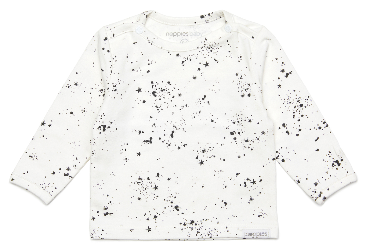 Noppies Longsleeve Gale snow-white