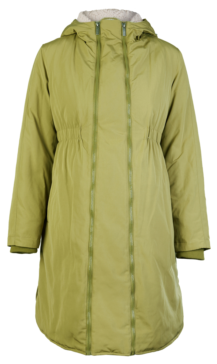 Esprit Winter coat khaki-green