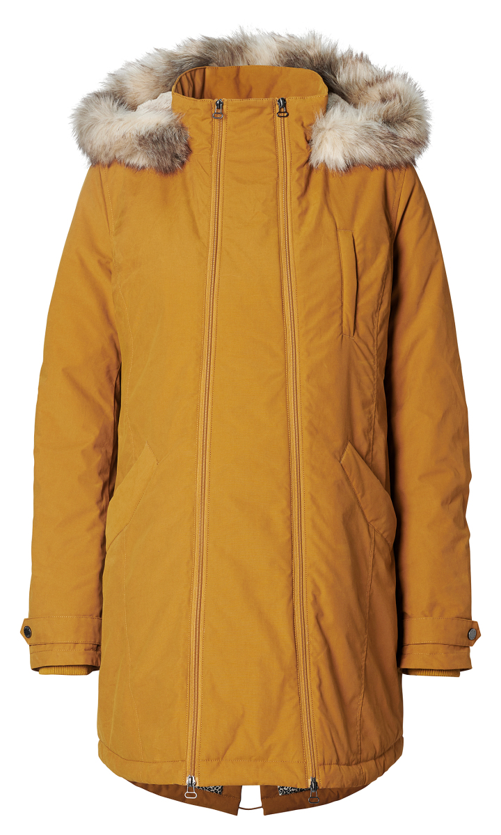 Noppies Winterjas Malin bronze-brown