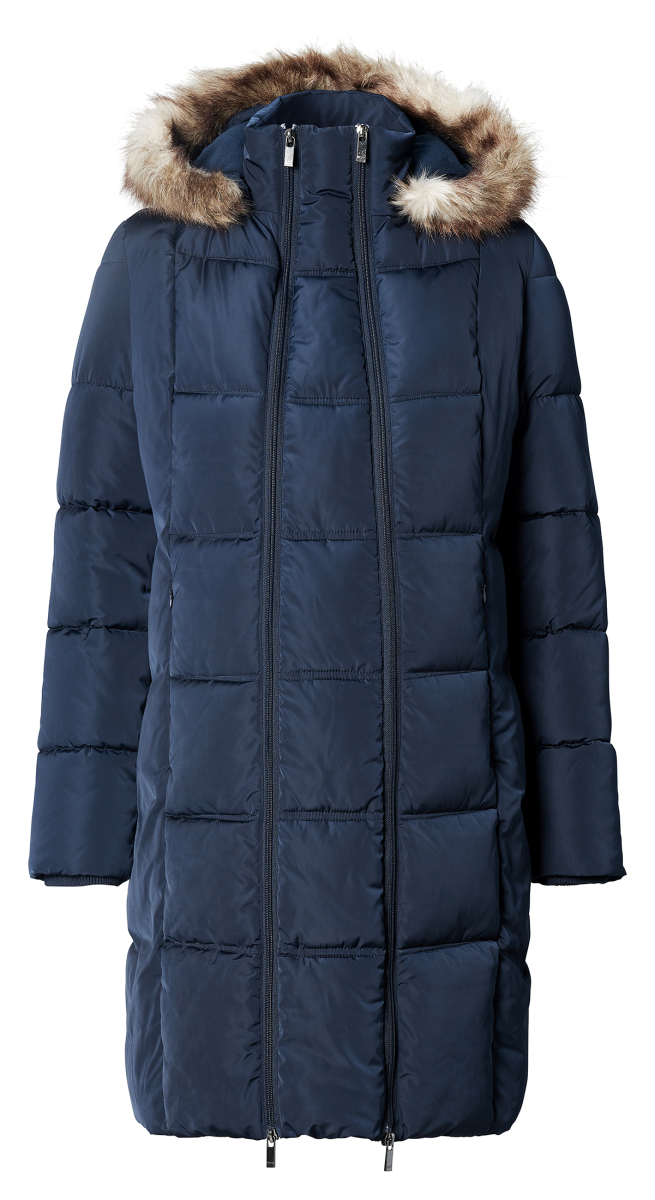 Noppies Winter coat Anna night-sky