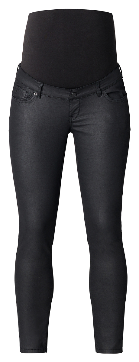 Noppies Skinny broek Teddy coated black