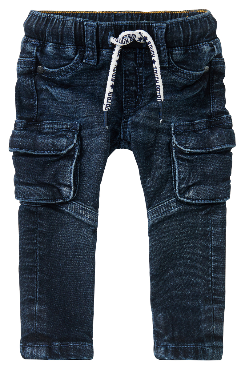 Noppies Jeans Sterkstroom black-blue-wash