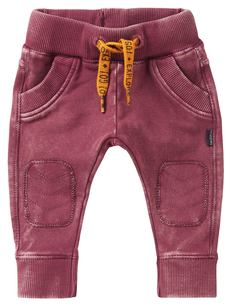 Noppies Sweatpants Vredenburg dusty-red