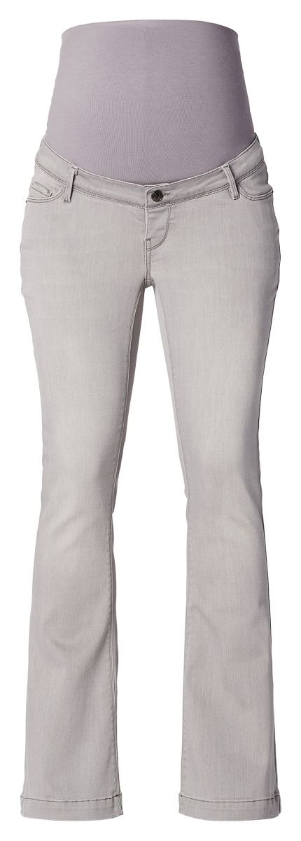 Esprit Flared Umstandsjeans grey-denim