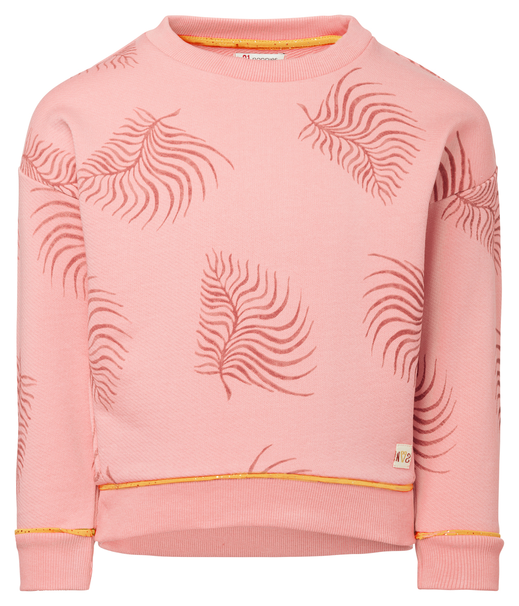 Noppies Sweater Lurgandrive coral-cloud