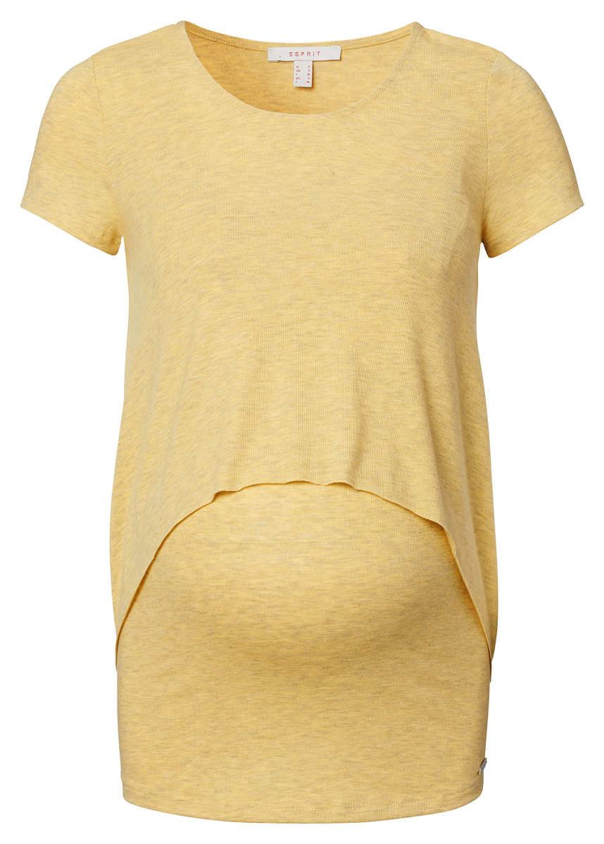 Esprit T-shirt dusty-yellow