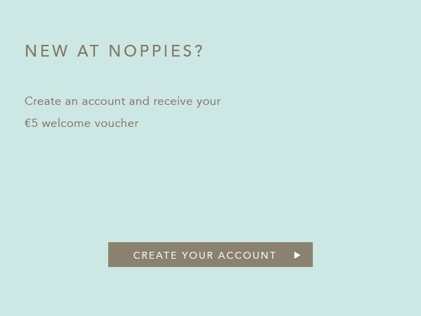 Create your account >