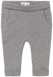 Noppies Broek Picolo anthracite-melange