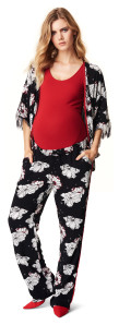 Casual trousers Flower