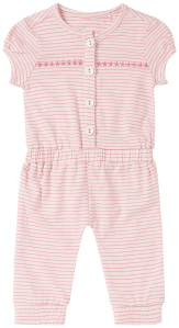 Noppies Jumpsuit Elma blush