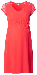Noppies Robe Noelle coral