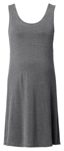 Kleid Washed Grey