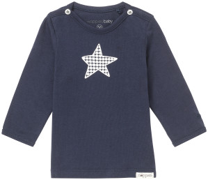 Noppies Langarmshirt Monsieur navy