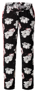 Pantalon casual Flower