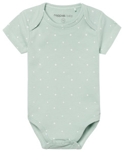 Noppies Body Sevilla grey-mint