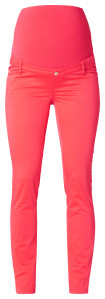 Esprit Slim broek festive-red