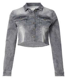 Supermom Jeansjacke Sanne grey-denim