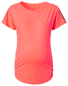 Noppies Sport shirt Feline coral