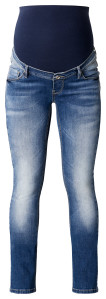 Noppies Straight Umstandsjeans Karen stone-wash