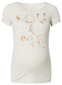 Esprit T-shirt pale-grey-melange