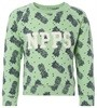 Noppies Trui Bob bright-green