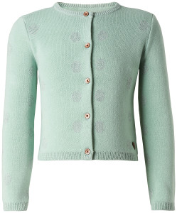 Noppies Gilet Erula light-mint