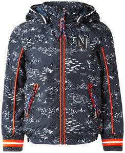 Noppies Manteau d'été Endwell dark-blue